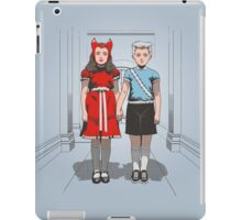 MAXIMOFF TWINS iPad Case/Skin
