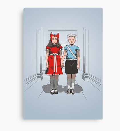 MAXIMOFF TWINS Canvas Print