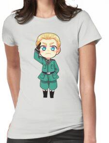 Germany - Hetalia Womens Fitted T-Shirt