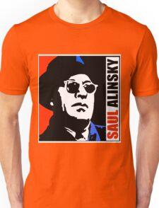 Saul Alinsky-3 Unisex T-Shirt