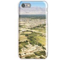 Parwan Province Afghanistan farmland iPhone Case/Skin
