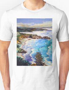 CALIFORNIA COASTLINE Unisex T-Shirt