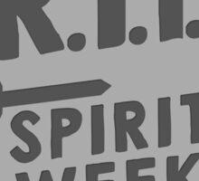 RIP Spirit Week 2016 Sticker