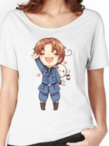 Italy - Hetalia Women's Relaxed Fit T-Shirt