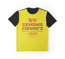 Genghis Connies Graphic T-Shirt