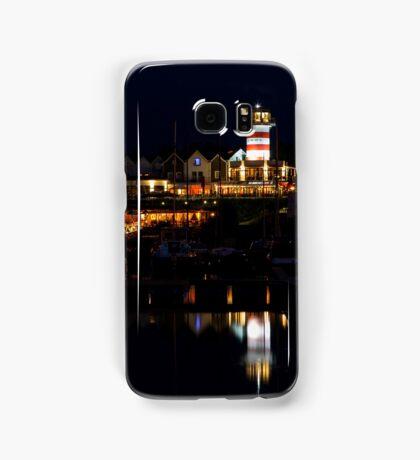 Lighthouse - Lake Geierswald - Germany Samsung Galaxy Case/Skin