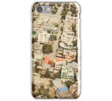 Colorful Kabul Afghanistan rooftops iPhone Case/Skin