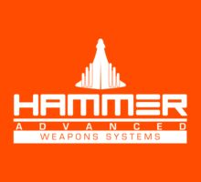 Hammer Advance Weapons Sysems Kids Tee
