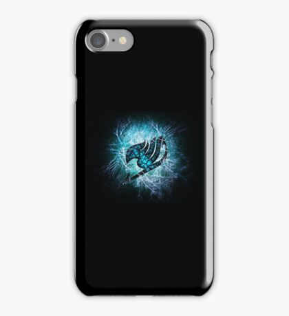 Fairytail Frost iPhone Case/Skin