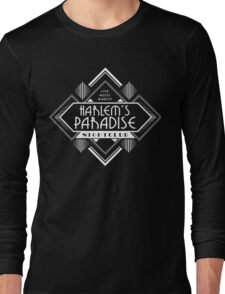 Harlems Paradise - Cottonmouth Club Long Sleeve T-Shirt