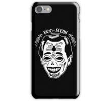 BOO-scemi iPhone Case/Skin