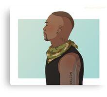 Punk Sam Canvas Print