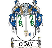 O'Day Coat of Arms (Clare) Photographic Print