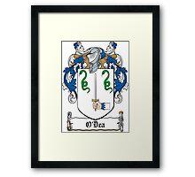 O'Dea Coat of Arms (Clare) Framed Print