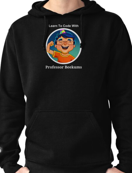 Learn To Code With Professor Beekums T-Shirt