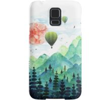 Roundscape Samsung Galaxy Case/Skin