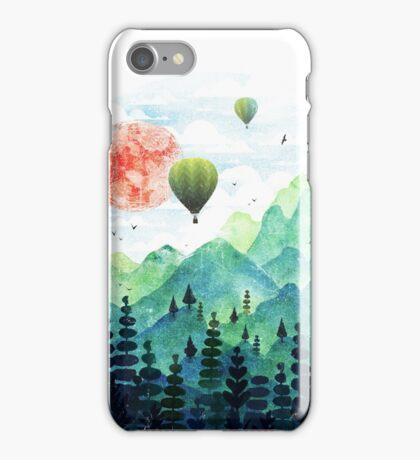 Roundscape iPhone Case/Skin