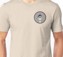 Desk Warrior Patch Unisex T-Shirt