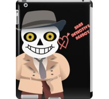 Sans Valentine's Detective Agency iPad Case/Skin