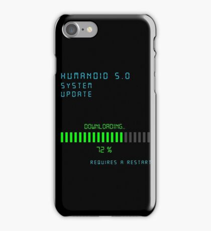 Computer geek cool funny iPhone Case/Skin