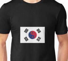 Korean Yin Yang Unisex T-Shirt