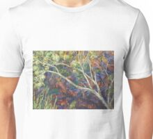 River red gum at Ellery Creek Waterhole Unisex T-Shirt