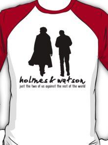 [Sherlock] - Holmes & Watson T-Shirt