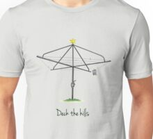 DECK THE HILLS - WHEEL OF GOON Unisex T-Shirt