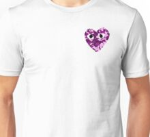 CDG Bape Camo Pink Unisex T-Shirt