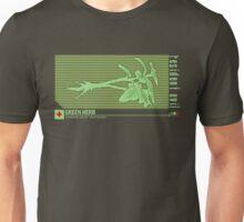 Resident Evil Green Herb Unisex T-Shirt