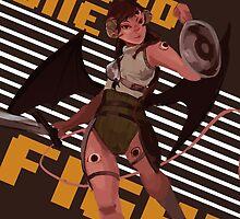MONSTER GIRL FIGHTER by stupahart
