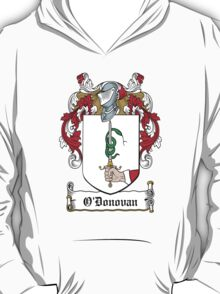 O'Donovan Coat of Arms (Cork, Ireland) T-Shirt
