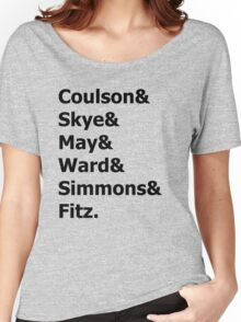 Agents of S.H.I.E.L.D Women's Relaxed Fit T-Shirt