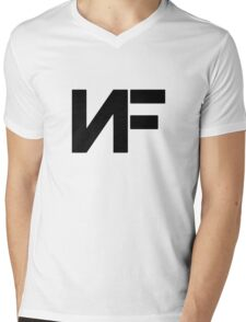 Nf Abstract (cases and shirts!) Mens V-Neck T-Shirt