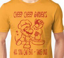Cheep Cheep Garden's Unisex T-Shirt