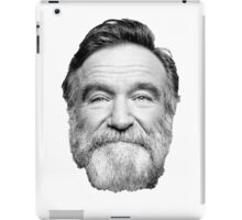 King of Comedy, Robin Williams iPad Case/Skin