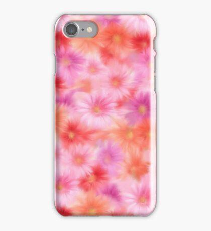 Pastel Flowers Phone Case iPhone Case/Skin