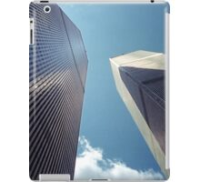Homage to 9/11  iPad Case/Skin