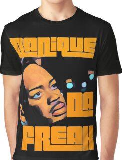 Danique Da Freak Graphic T-Shirt