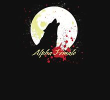 Alpha Female Womens Fitted T-Shirt
