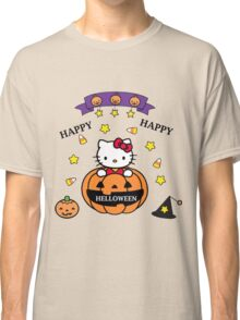 Helloween_Kitty Classic T-Shirt