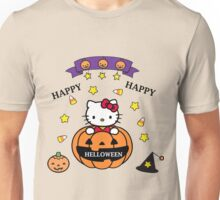 Helloween_Kitty Unisex T-Shirt