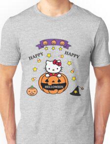 Helloween_Kitty Unisex T-Shirt