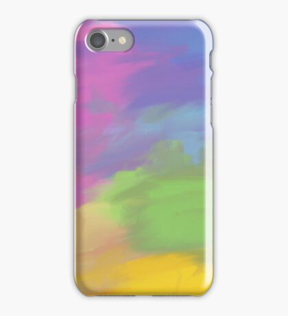 Abstract Colors Phone Case iPhone Case/Skin