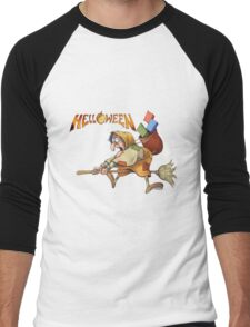 grandmother_witch Men's Baseball ¾ T-Shirt