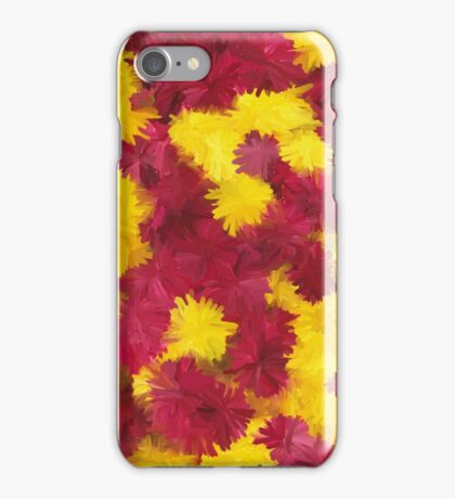 Colorful Flowers Phone Cover iPhone Case/Skin