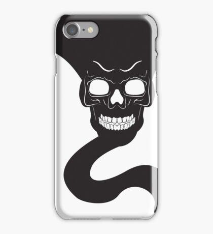 Black Skull Design Phone Case iPhone Case/Skin