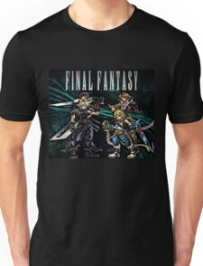 Final Fantasy - Collections Unisex T-Shirt