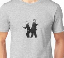 X Files // They boogie Unisex T-Shirt