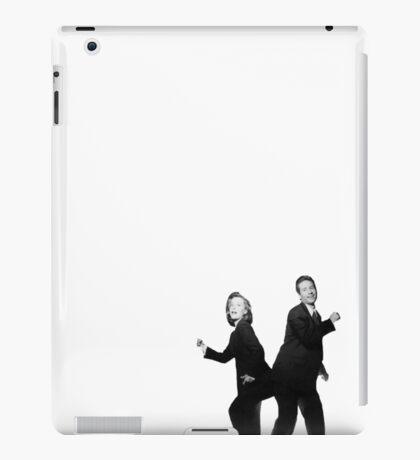 X Files // They boogie iPad Case/Skin